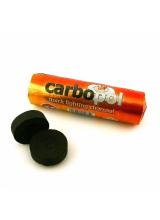 Уголь CARBOPOL, 10 кусочков, 35 мм.