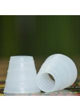 Уплотнители силиконовые, на шланг