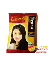 "Хна ""NEHA"" темно-коричневая, 20 гр."